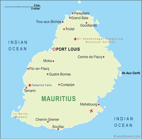 Mauritius Package Holidays