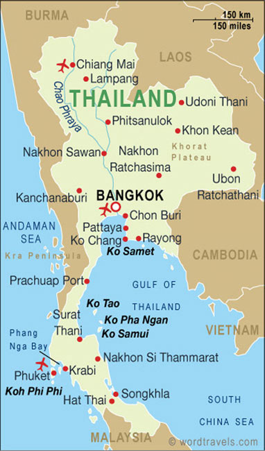 Thailand Package Holidays